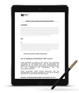 OMB Masterclass Contract